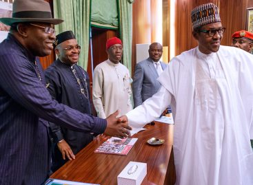 Buhari holds secret talks with four PDP governors