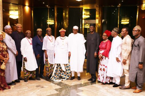 No part of Nigeria will be ignored under my watch – Buhari