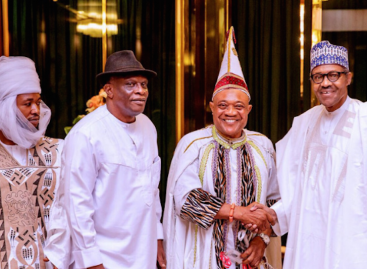 Anybody that jokes with Nigeria's unity will be dealt with – Buhari