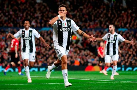 Juventus beat United on Ronaldo's return to Old Trafford