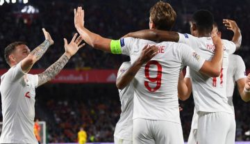 England record historic away win over Spain