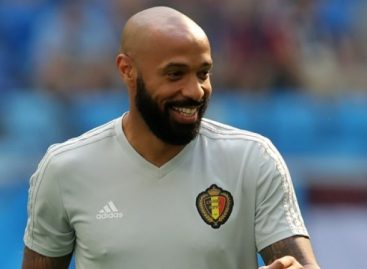 Arsenal Legend, Thierry Henry, set to be named Aston Villa manager