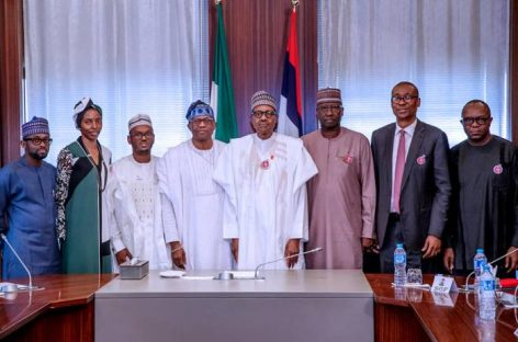 LADOL shows our reforms are succeeding – Buhari
