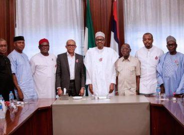 Ohanaeze's endorsement of Atiku all chaff, no substance – Buhari