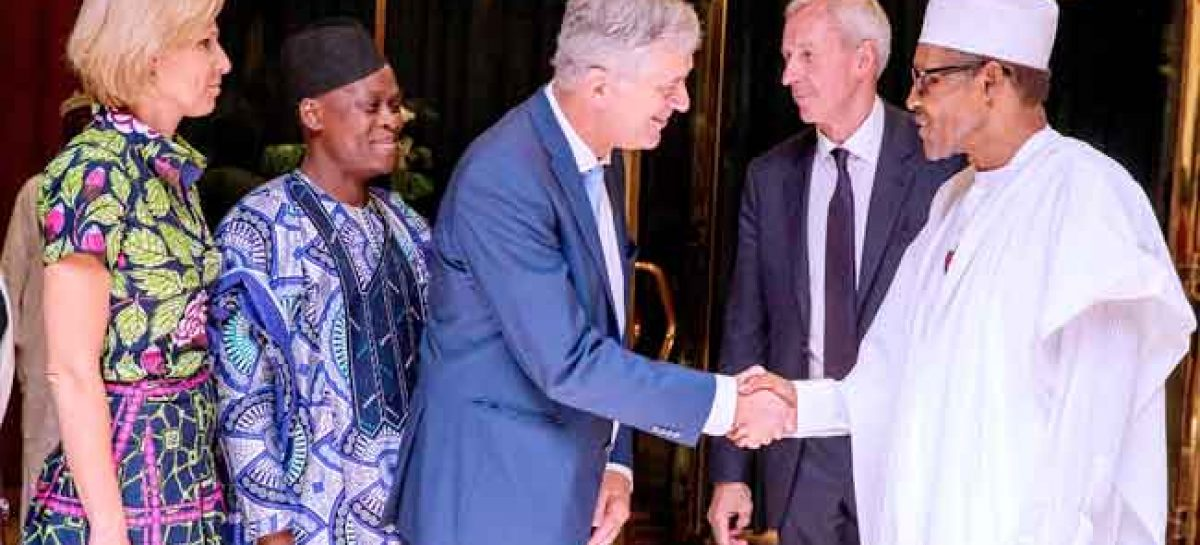 We're returning Nigerian cotton industry to 'good old days' – Buhari