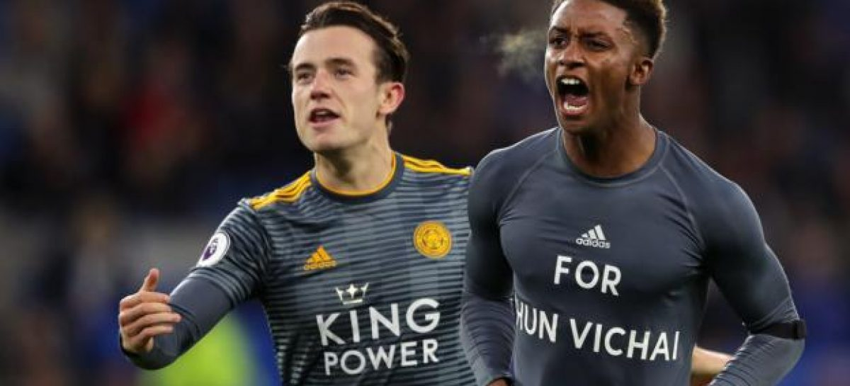 Leicester defies mourning period to win at Cardiff