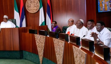 I'm clear about my objectives for Nigeria – Buhari