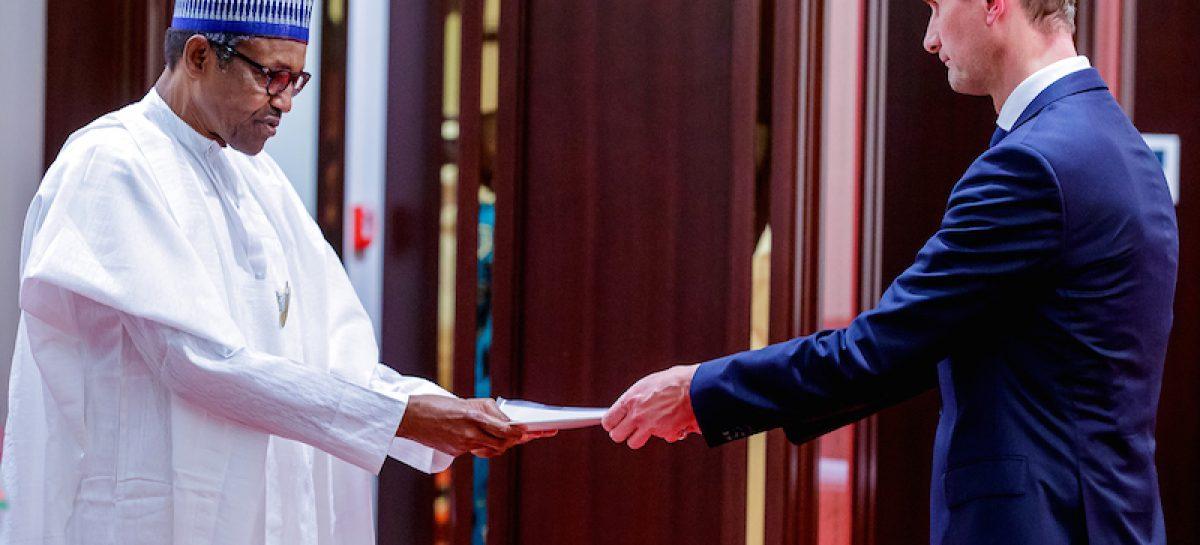 Nigerian economy looking good, we'll make it better – Buhari