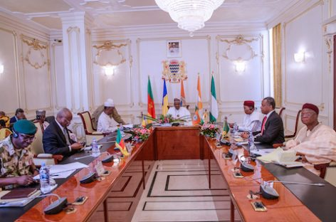 Buhari rallies LCBC heads of state, government against terrorists