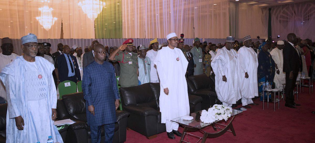 Buhari declares state of emergency on water, sanitation sector