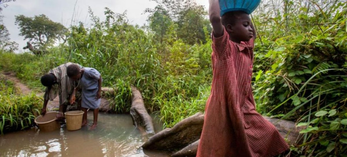 Lack of access to portable water fueling insecurity – Global Rights