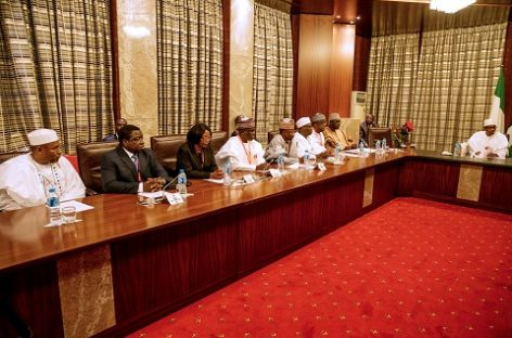 It's mandatory for Nigeria to assist ECOWAS – Buhari