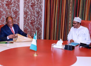 Buhari salutes oil, gas investor, Leemon Ikpea, at 62