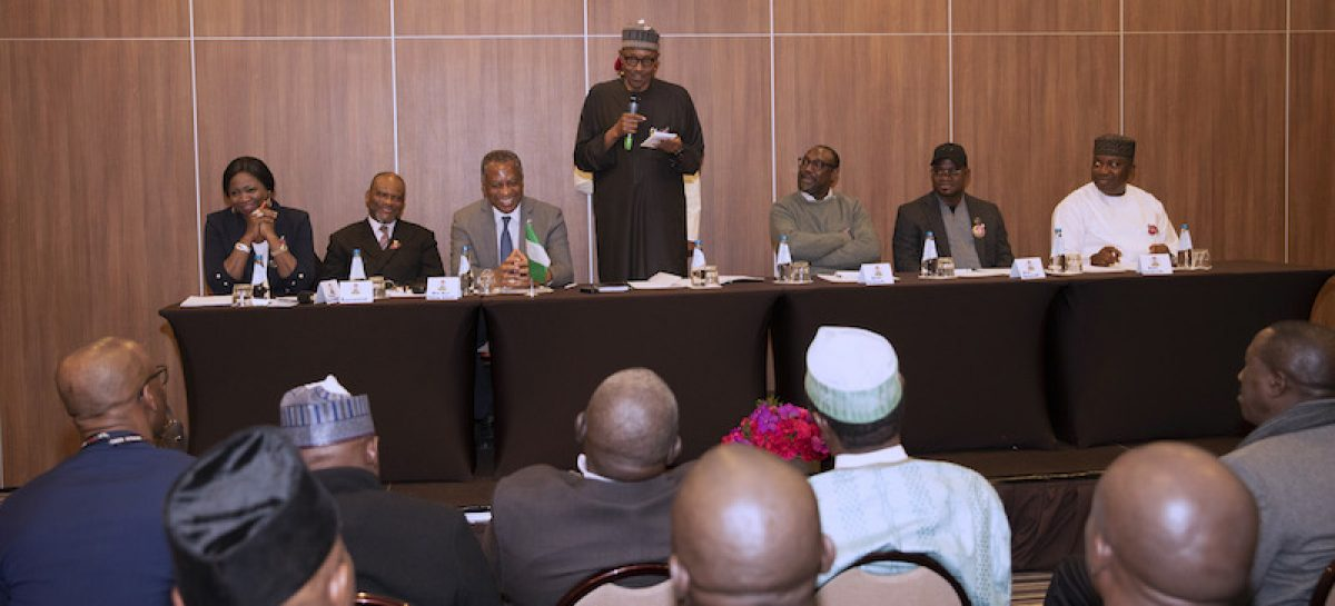 It's real me, Buhari responds to cloning allegations