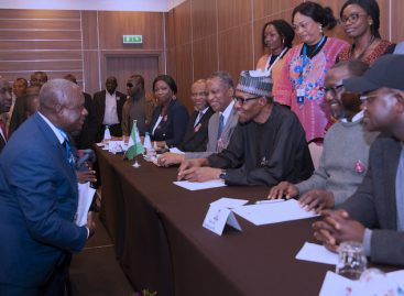 Buhari hails resilience of Nigerians over discrimination in Poland