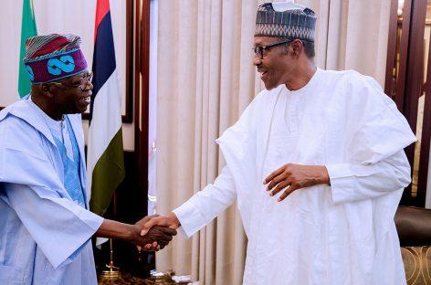 Buhari, Tinubu head 65-member APC 2019 Presidential Campaign Council