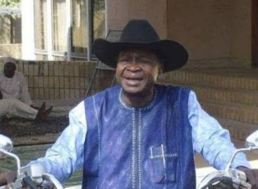 Buhari mourns Senator Ahmed Aruwa