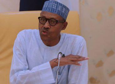 Buhari in close-door meeting with AIG Adamu