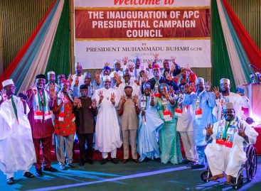 We'll defeat Atiku, PDP – Buhari