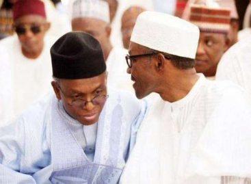 Buhari condoles with El-Rufai over brother's loss