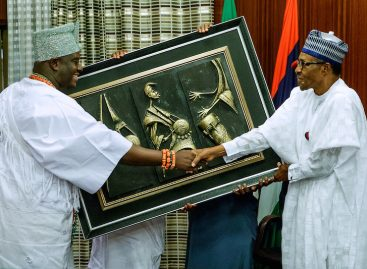 Vote whoever you want as president, Ooni of Ife tells Nigerians