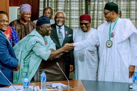 I won't disappoint Nigerians – Buhari