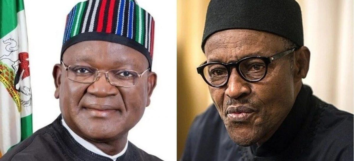 Stop hate campaign against Buhari, Presidency tells Governor Ortom