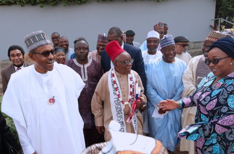 We've stopped dehumanisation of pensioners – Buhari