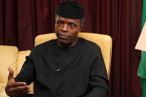 Nigeria's future dependent on honest, truthful leadership – Osinbajo