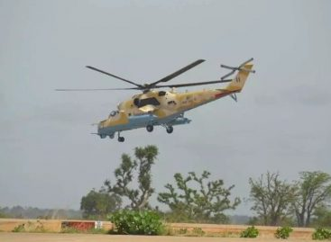 Buhari condoles with Air Force, relations of dead over helicopter crash