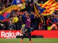 Barcelona's Malcom scores against Real Madrid to leave semi-final in the balance