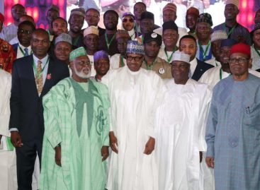 Buhari, Atiku, other presidential candidates sign second peace accord