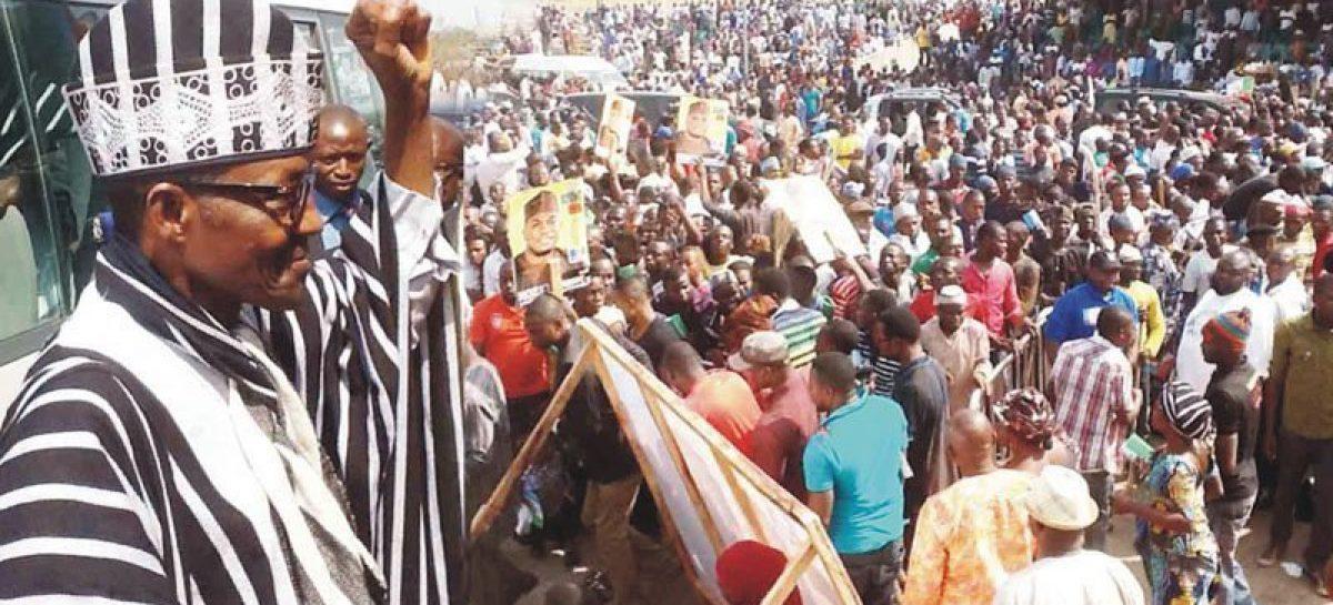 Benue next in oil, gas drilling – Buhari