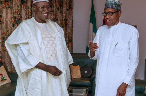 Gombe PDP campaign DG defects to APC after meeting with Buhari