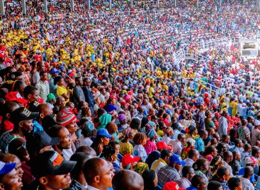 Buhari mourns death of APC supporters in Port Harcourt