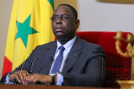 Buhari congratulates President Mackey Sall of Senegal on election victory