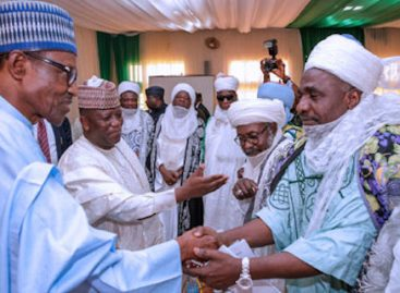 Do more to curb banditry, Buhari tells traditional rulers