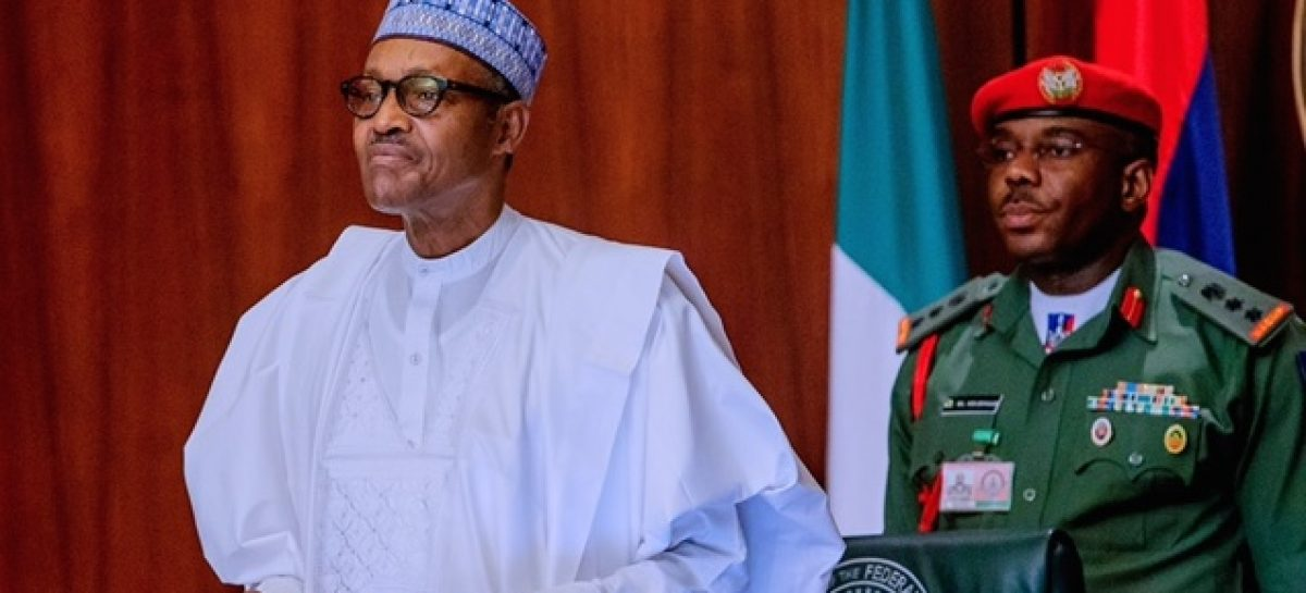 We're working hard to correct mismanagement by previous governments – Buhari