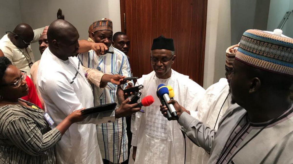 Polls: Atiku won Kaduna in his dreams – El-Rufai