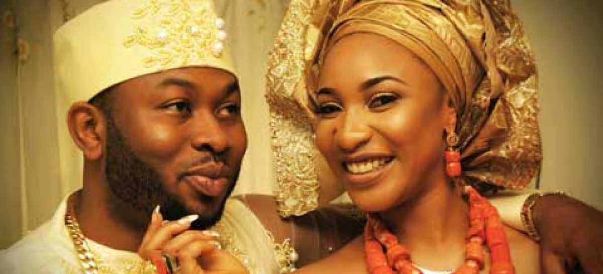 The untold story of how Tonto Dikeh married ex-husband, Olakunle Churchill with her money