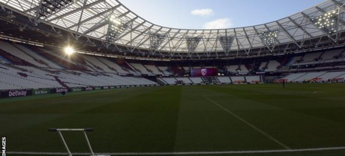 West Ham to ban fans involved in anti-Semitic video in Man United game