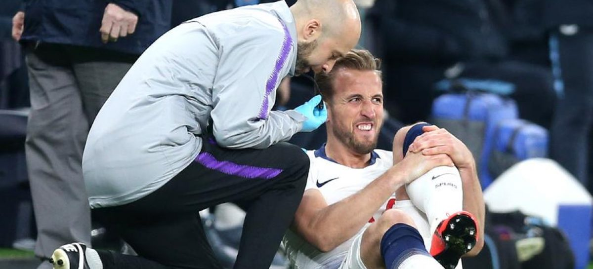 Spurs in anxious wait for Kane's injury update