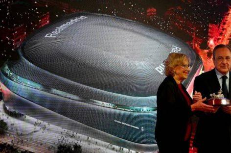 Real Madrid to revamp Santiago Bernabeu Stadium with $560 million