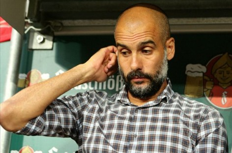 Guardiola revealed his Premier League decision… at Bayern Munich's Christmas party