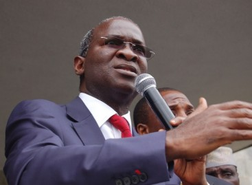 Why there's persistent power outage – Fashola