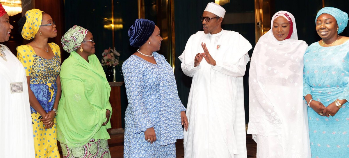 Women Empowerment: Buhari Pledges Improved Budgetary Allocation To Ministries Handling Women-related Issues