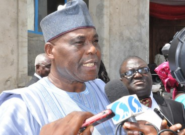 $2.1bn arms probe aimed at destroying Dasuki, other PDP chieftains – Dokpesi
