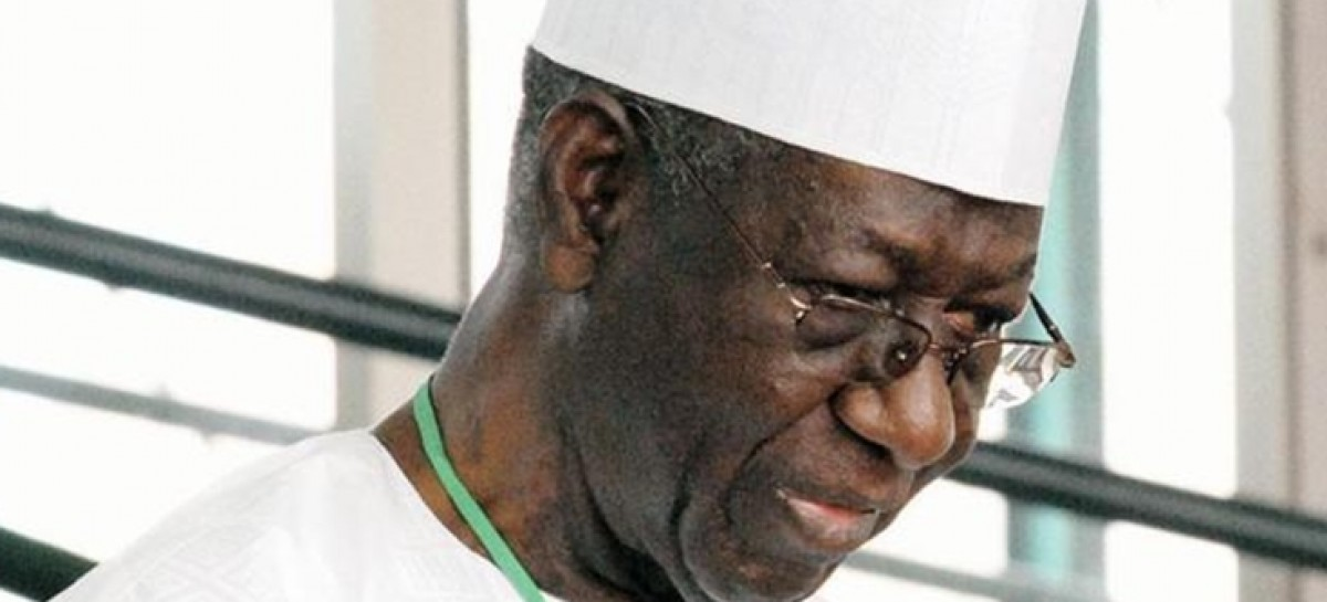 Arms scandal:  How I shared N260m, Anenih writes EFCC