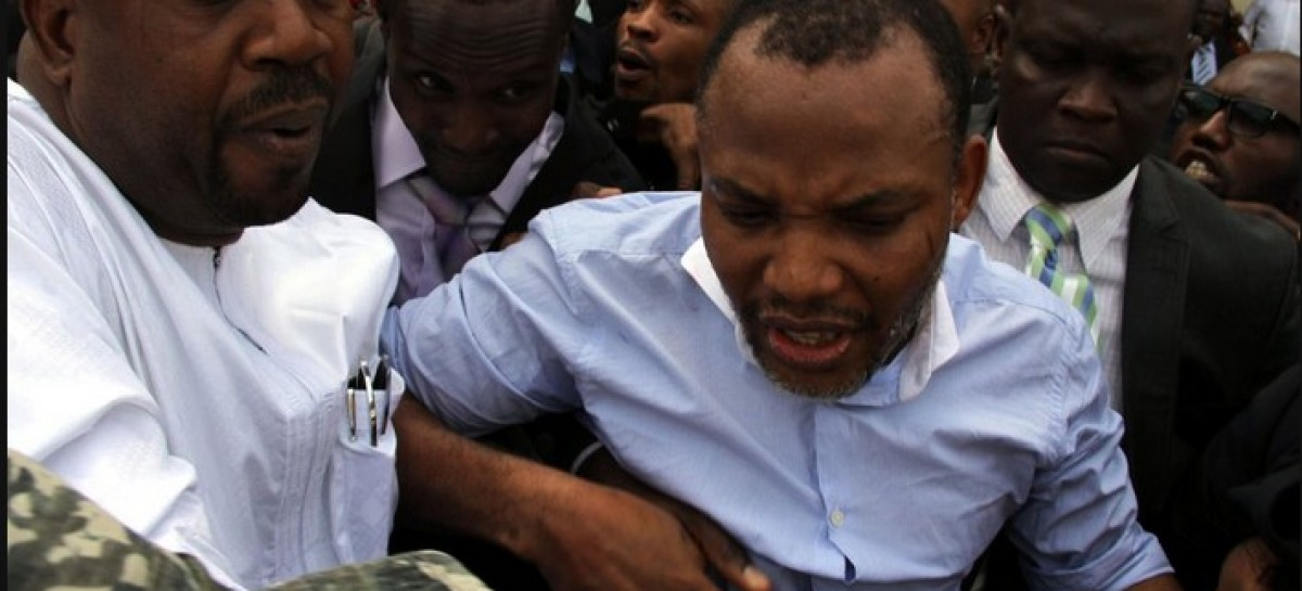 Kanu's trial: Court okays shielding of witnesses by prosecutors