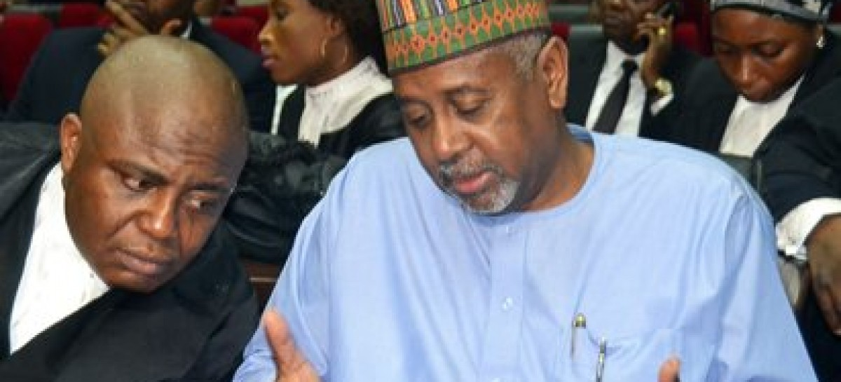 Weapons found in my home meant for NSA Office — Dasuki